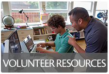Link to volunteer resources on teh State 4-H website. Hit Back button to return to the Alameda County Site