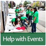 Support 4-H'ers as they plan and execute activities and events.